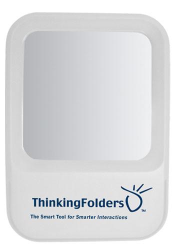 Plastic Locker Mirrors | EM1455