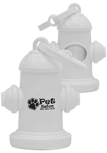 Fire Hydrant Pet Waste Bag Dispensers | IL324