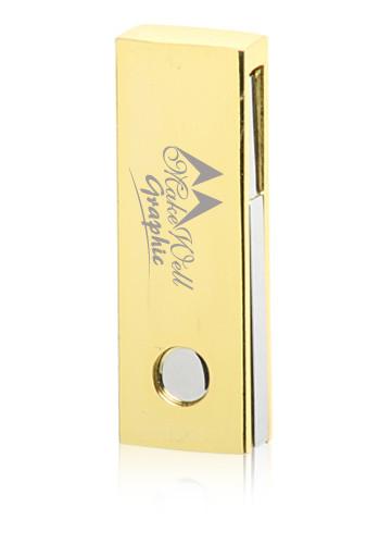 8GB Gold Ingot USB Drives | USB0448GB