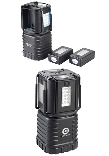 High Sierra 66 LED 3 in 1 Camping Lanterns | LE805243