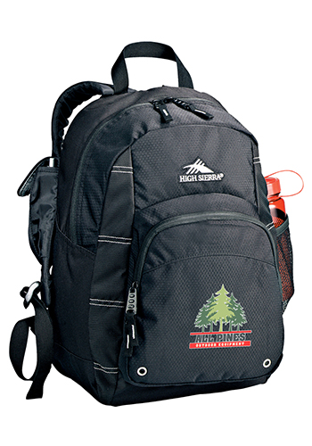 High Sierra Impact Daypack   LE805012