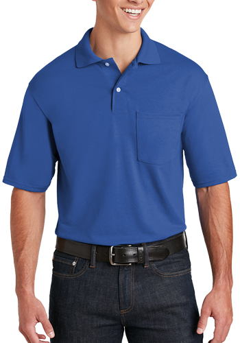 Personalized 5.6 oz 50/50 Cotton/Poly Preshrunk Jersey