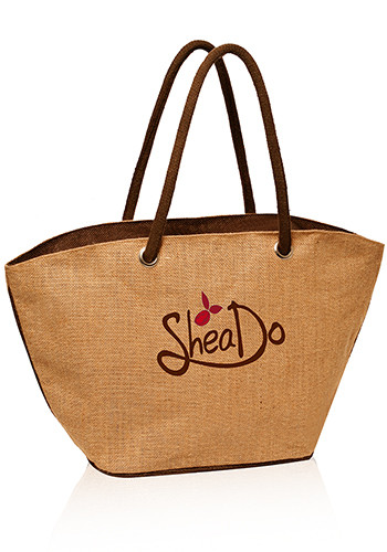 Jute Basket Tote Bags | TOT3760