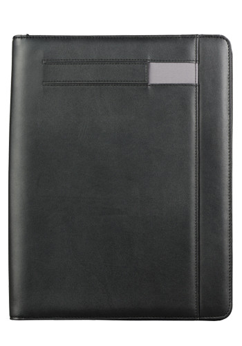 Links Zippered Padfolios   LE515010