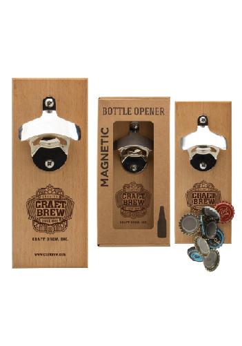 Magnetic Wall Mount Bottle Openers | IL844