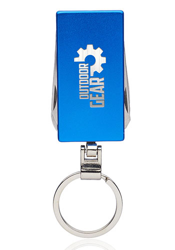 Manns Multifunction Pocket Knives with Key Ring | KEY161