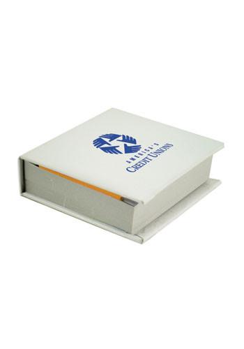 Matte Finish Memo Cube Books   CRMEMOCUBE