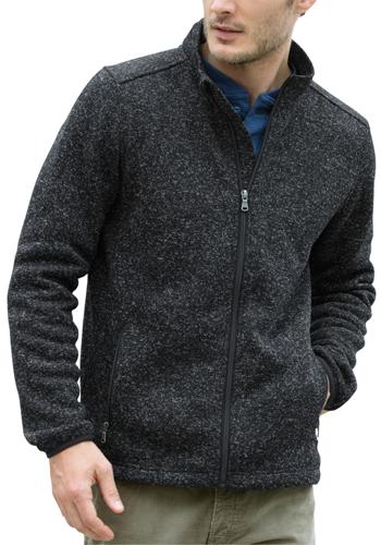 Mens Summit Sweater -Fleece Jackets   VA3305