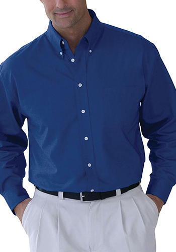 Personalized Mens Velocity Repel and Release Oxford Shirts