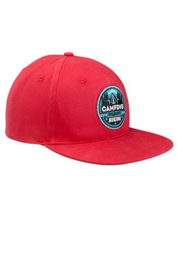 Riverton Flat Bill Snapback Hats