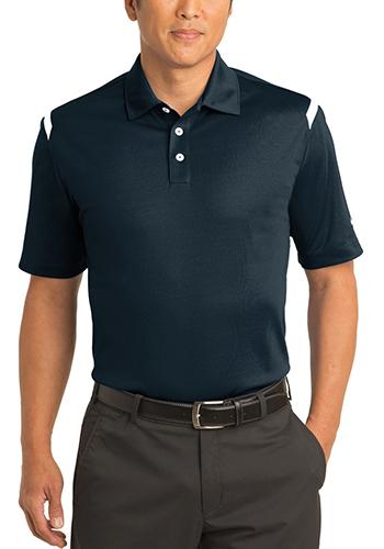 Nike Dri FIT Shoulder Stripe Polos | SA402394