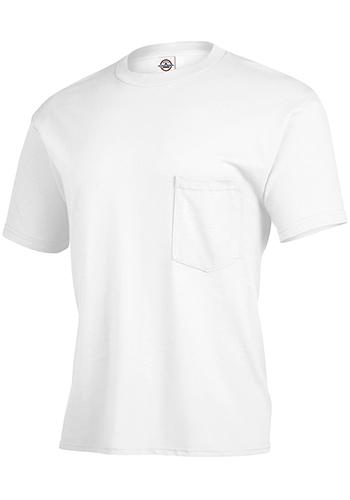 Adult Short Sleeve Pocket T-Shirts   65732
