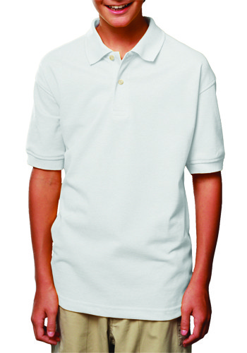 Blue Generation Youth Superblend Polo Shirts   BGEN5204