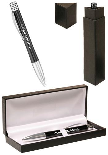Weston Metal Pens Gift Set   PGSMP249