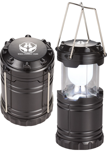 Pop Up 6 LED Lanterns   LE122640
