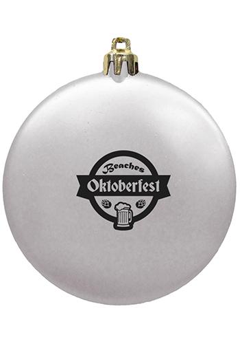 Flat Shatterproof Ornaments | GBORNTF