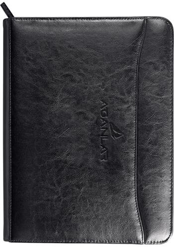 Renaissance Zippered Padfolios   LE100010