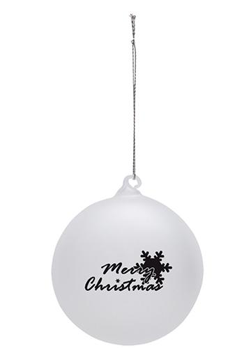 Round Hand Blown Glass Ornaments | IL1787