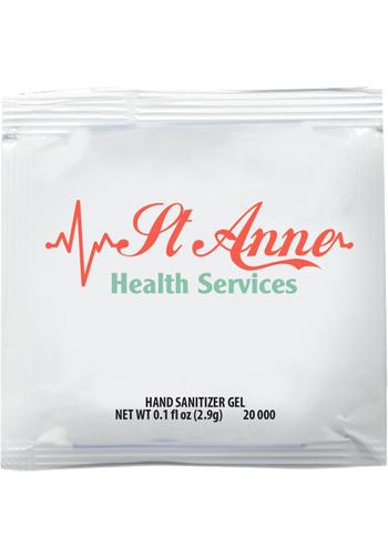 Sanitizer Gel Packets | CIABL1430