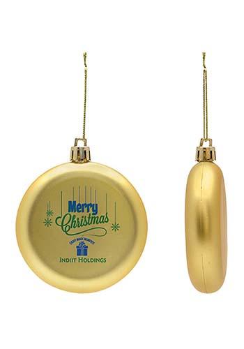 Flat Round Ornaments | IL1791