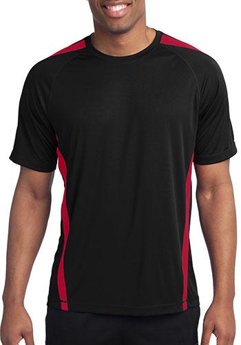 Sport-Tek Colorblock Competitor Tee Shirts | ST351