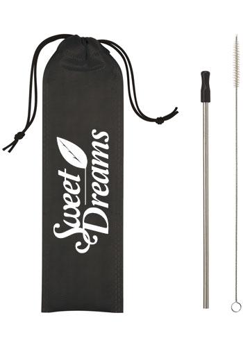 Stainless Steel Straw Kit| X20282