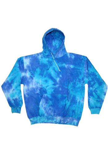Tie-Dye™ Adult 8.5 oz Tie-Dyed Pullover Hoodies | CD877