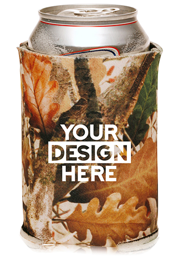 True Tree Collapsible Can Coolers