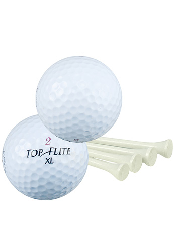 Two Ball Value Golf Gift Sleeves | CPS0665