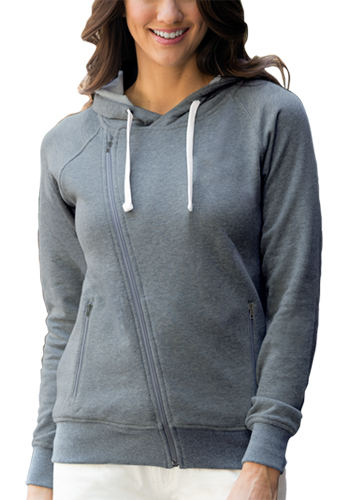 Womens Fleece Moto Jackets   VA3298