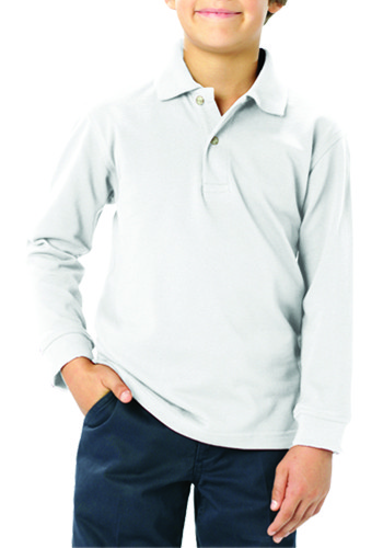 Promotional 6.7 oz Easy Care 60/40% Cotton/Polyester