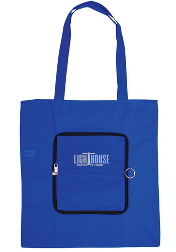 Zippin Tote Bags | PLBG132