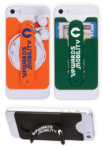 Bulk 3-in-1 Cell Phone Card Holders