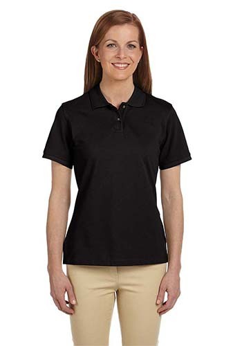 Harriton Ladies' Short-Sleeve Polo Shirts | M200W