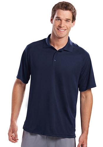 Sport-Tek Men's Dry Zone Raglan Polo Shirts | T475
