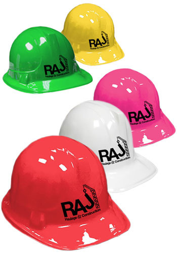 Plastic Construction Hats