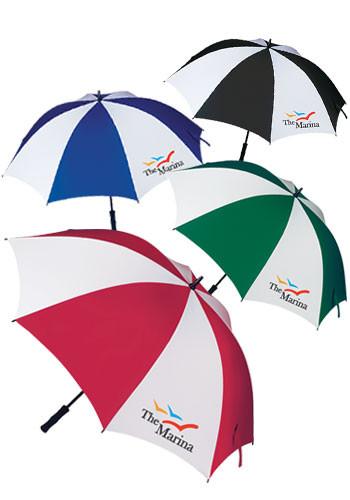 Customized 60-in. Large Golf Umbrellas