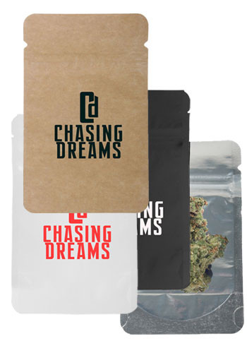 0.13 Oz Smell Proof Bags |EDBSP118