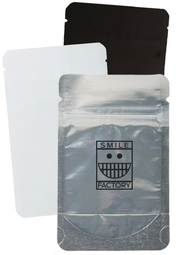 0.25 Oz Smell Proof Bags |EDBSP140