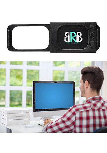 1.0 Webcam Covers| CS10BLK