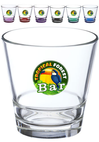 Wholesale 10.5 oz ARC Stackable Old Fashioned Glasses