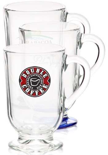 Irish Coffee Glass Mugs