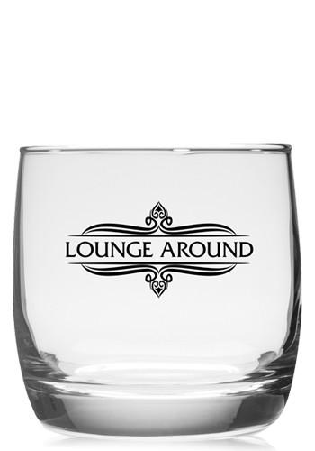 Customized 10 oz. ARC Nordic Whiskey Glasses