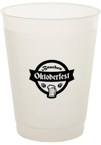 10 oz. Frost Flex Plastic Cups | TSFF10