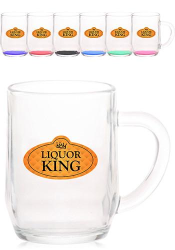 All Purpose Glass Mugs
