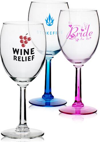 Napa Country Wine Glasses