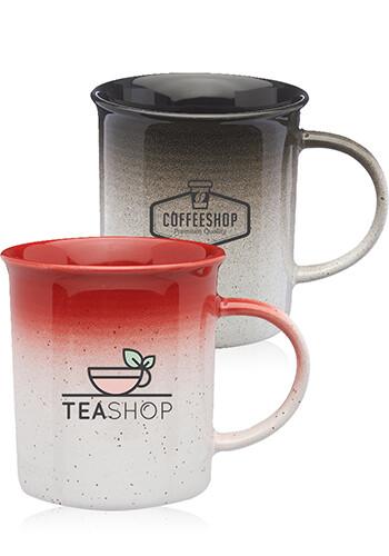 Gradient Ceramic Mugs
