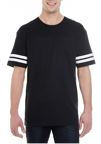 Promotional 100% combed ringspun cotton fine jersey
