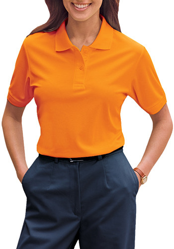 Blue Generation Stain Resistant Ladies Polo Shirts | BGEN6510