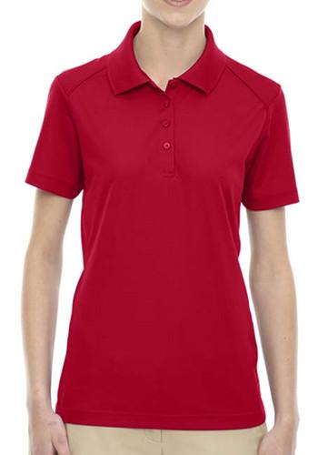 Ash City Ladies' Shield Snag Protection Short-Sleeve Polo Shirts | 75108